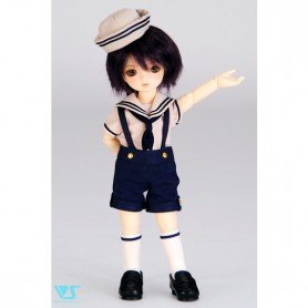 Volks 27cm Wonderful apron black