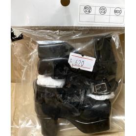 Obitsu 60cm White High Cut Boots
