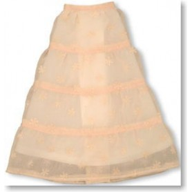 Obitsu 27cm White Skin Girl Soft Bust Body L Type