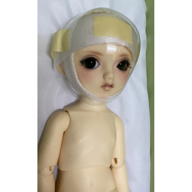 Volks LPC MSD White One Piece