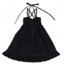 Azone 50cm Cross cami dress Black